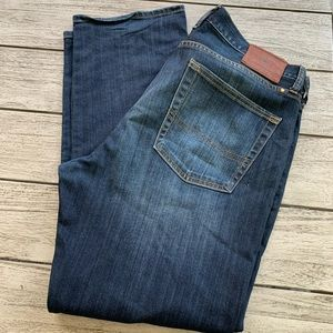 Lucky Brand 121 Slim Denim Jean Size 36
